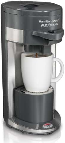 Hamilton Beach Coffee Maker, Flex Brew Single-Serve (49963)