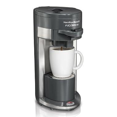 Hamilton Beach Coffee Maker, Flex Brew Single-Serve (49963) (Discontinued Model)