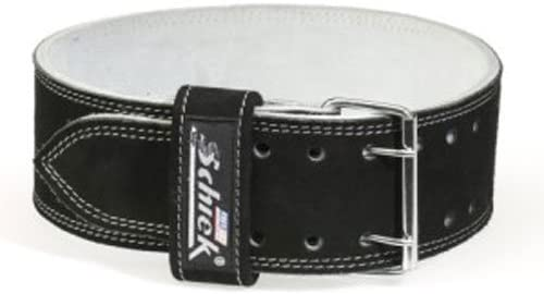 Schiek – L6010-XL Competition Power Lifting Leather Belt – XL