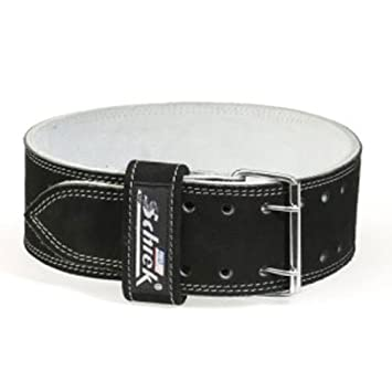 Power Lifting Leather Belt – Competition Belt