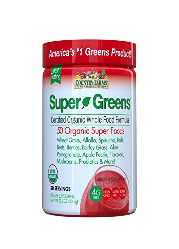 Country Farms Super Green Flavor product image
