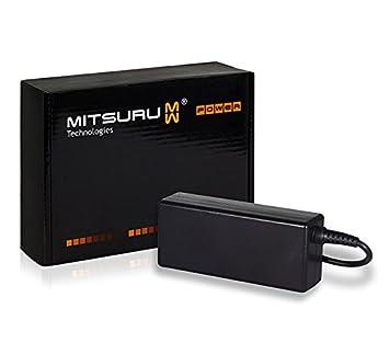 36W Alimentador Cargador Notebook AC Power compatible con Asus Eee-PC 900-20G 900a 900AX 900HA 901 904 904 HA 904HA 904HD 904HD XP, con eurocable