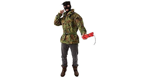 Amazon.com: Orion Costumes Mens revolución Guerrilla ...
