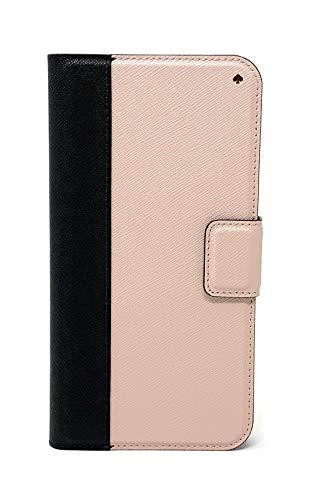 Kate Spade New York Colorblock Folio Case for iPhone X/iPhone Xs, Warm Vellum
