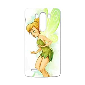Green butterfly girl Cell Phone Case for LG G3