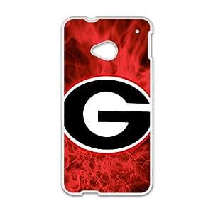 Georgia Bulldogs Phone Case for HTC M7