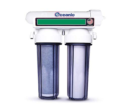 ❥ 3 Stage - Hydroponics Reverse Osmosis Water Filtration System | 75 GPD | Plant Growth Hydroponic System 1