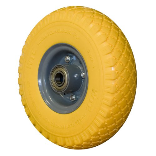 Solid Rubber Jockey Wheel