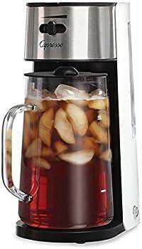 Capresso 624.02 Stainless Steel Iced Tea Maker