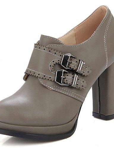 tac¨®n de de us10 amp; redonda 5 zapatos mujer vestido hebilla ZQ plataforma zapatos eu42 5 tac¨®n uk8 cn43 tac¨®n punta gray cn40 zapatos carrera gray 5 uk6 oficina 5 eu39 us10 us8 eu42 de 5 gray de de uk8 5 1Izqwzv