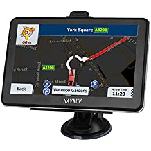 [Patrocinado] Car GPS Navigation, 7-inch 8GB HD Touch Screen, Voice Conversion Direction, Free Lifetime map Update