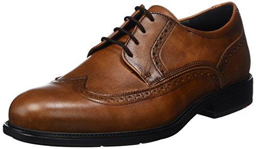 LloydKALEB - Zapatos de Cordones Hombre - brun (KENIA 4)