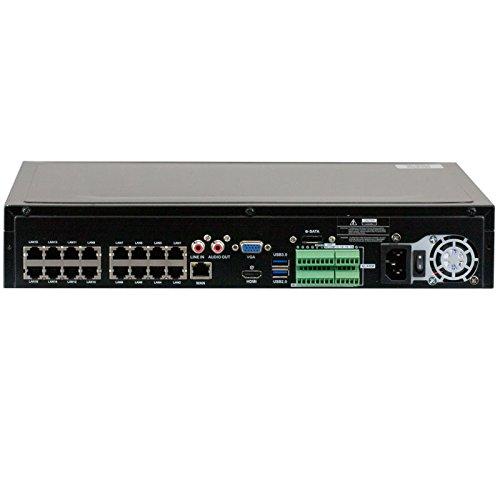 GW Security Inc GW5532NP-V8 8TB