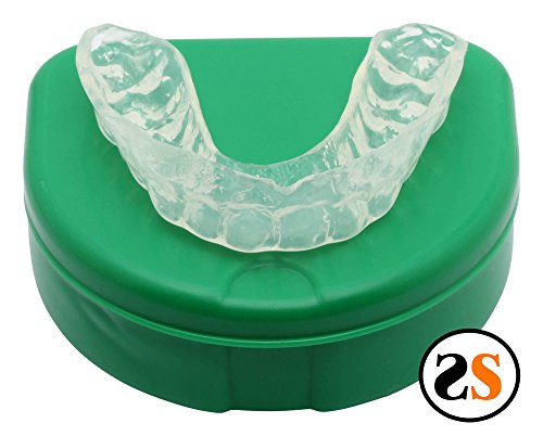 3mm Clear NBA Style Basketball Sports MouthGuard by SportingSmiles
