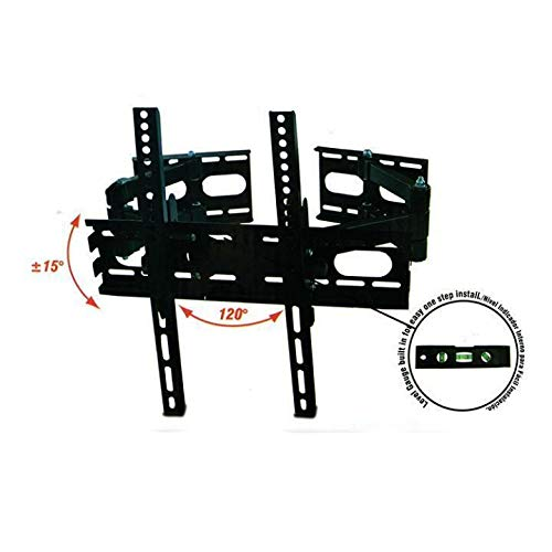 undisclosed Nippon MTE2560CR Corner Mount TV Bracket 25-60 inch A77417. by undisclosed