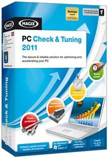 PC CHECK & TUNING 2011 (SOFTWARE - PRODUCTIVITY)