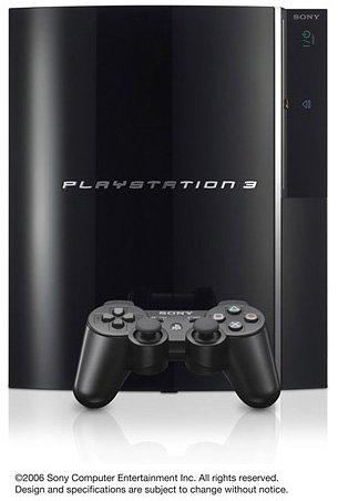 プレイステーション3本体(HDD 60GB)