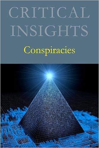 Conspiracies ebook