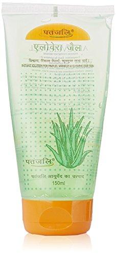Patanjali Aloe Vera Gel, 150 ml (Pack of 2)