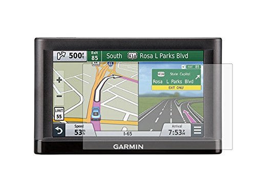 PcProfessional Screen Protector (Set of 2) for Garmin nuvi 67LMT 65LM 6