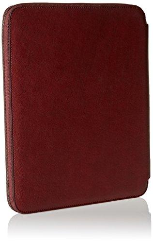 Piquadro Pb1164b3 Borsa a mano, Unisex adulto, Rosso (Bordeaux)