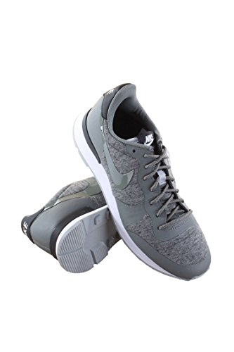 Nike International International Running Shoe Tuimelde Grijs / Zwart / Wit / Tumbl