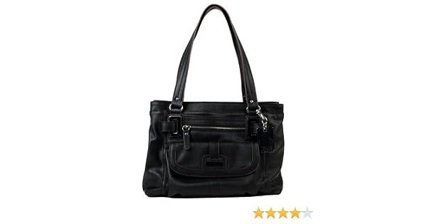 89136b214c9 Amazon.com  Tyler Rodan Berlin Triple Entry Tote Handbag One Size Black   Shoes