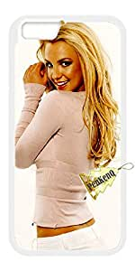 Hard Plastic Cover Britney Spears iphone6 Case.