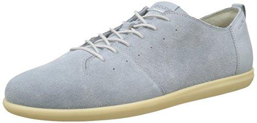 Geox U New Do C, Zapatillas para Hombre Azul (Lt Skyc4017)
