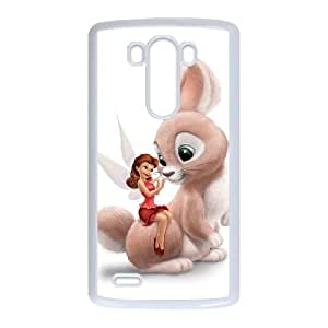 Tinkerbell and the Legend of the Neverbeast LG G3 Cell Phone Case White Q6866742