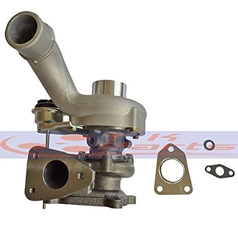 tkparts nueva K03 53039700055 53039880055 Cargador de Turbo para Renault Master Interstar, Opel Movano 2.5L DCI 115hp G9U g9u720: Amazon.es: Coche y moto