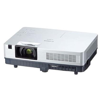 Canon LV-8227A - Proyector WXGA (2500 lúmenes ANSI), Gris y Blanco ...