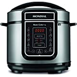 Panela de Pressão Elétrica Digital Master Cooker 5L, Mondial, PE-38, 127