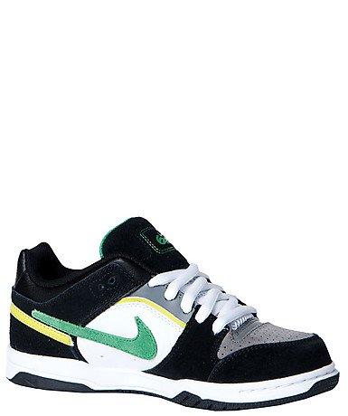 NIKE Women's Air Max Thea Low-Top Sneakers, Black B00MFRTS36 7 B(M) US|Green