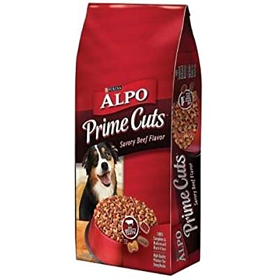 Alpo Prime Cuts Dog Food Dry Beef Flavor 16 Lbs.