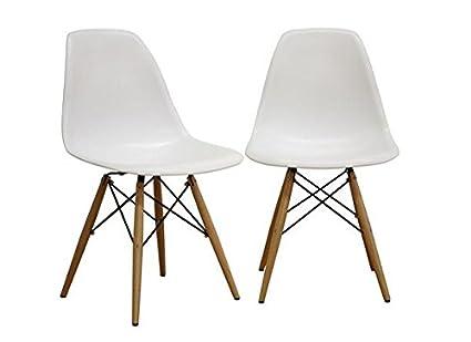 Superior Fancierstudio Mid Century Modern Designer Chair Plastic Chair Side Chair  Dinning Chair Eiffel Chair By Fancierstudio