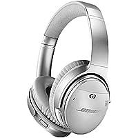 Bose QuietComfort 35 Series II Over-Ear Wireless Bluetooth Headphones (Silver)