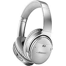 Fones de Ouvido sem Fio com Cancelamento de Ruído, QuietComfort 35 II, Bose, Prata, em breve com Alexa Integrada