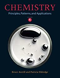 Chemistry: Principles, Patterns, and Applications Volume