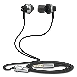 RBH Sound EP2 In-Ear Sound Isolating Earphones with Mic and Remote Control