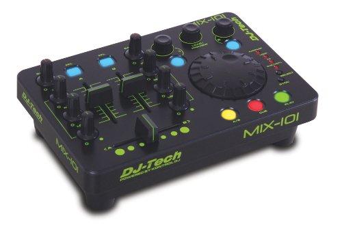 DJ-Tech USB Midi Controller & Deckadance - All-in-on Style