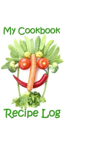 My Cookbook: Recipe Log (Blank Cookbooks) (Volume 90) by Recipe Junkies