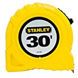 30 ft stanley tape measure - Stanley 30-464 30 x 1-Inch Stanley Tape Rule