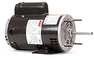 1 hp direct drive blower psc motor 1140 rpm 115 230v for Dayton direct drive fan motor