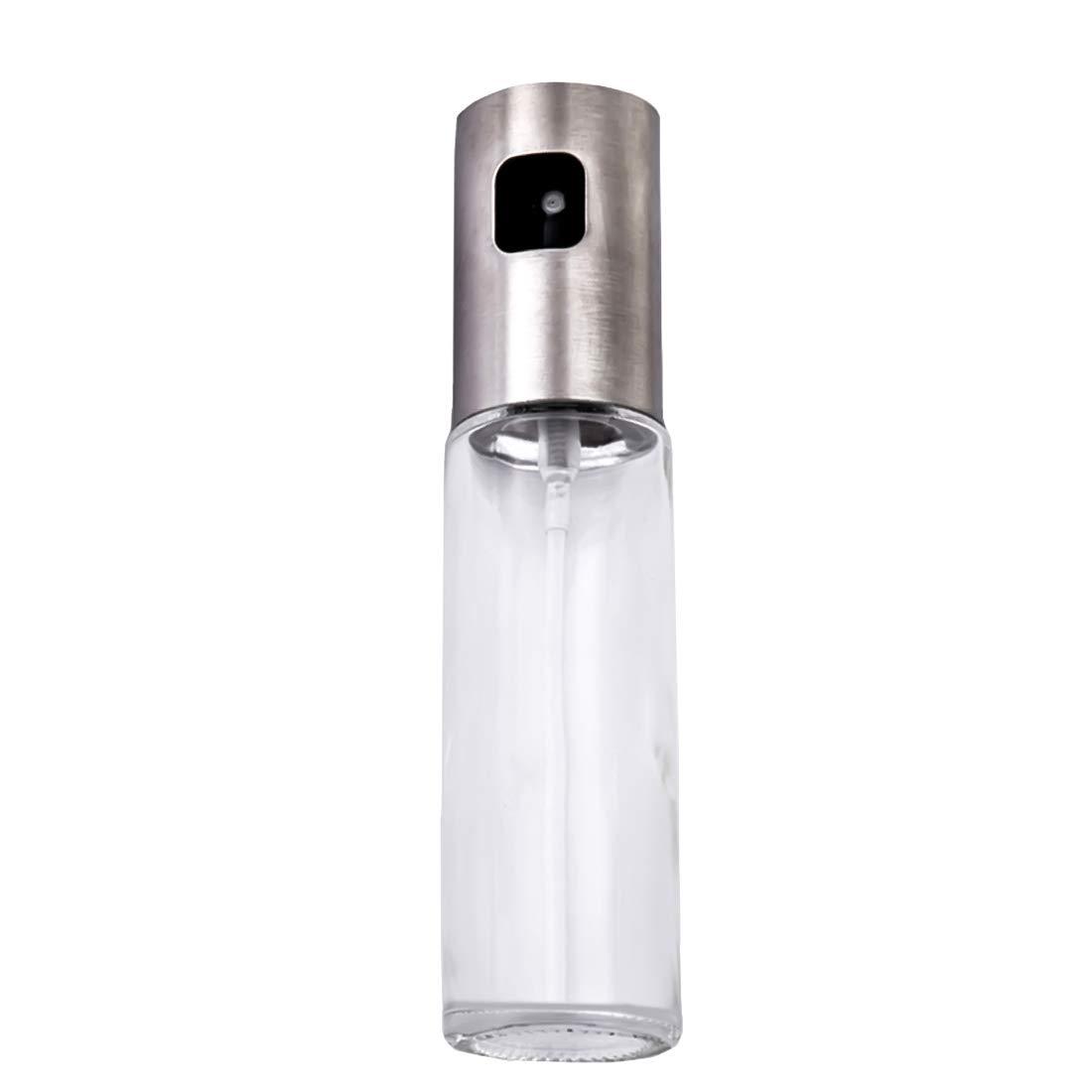 YTCWR pulverizador de Aceite Transparente/pulverizador de Aceite con Embudo, Estufa, Barbacoa - 100 ML: Amazon.es: Hogar