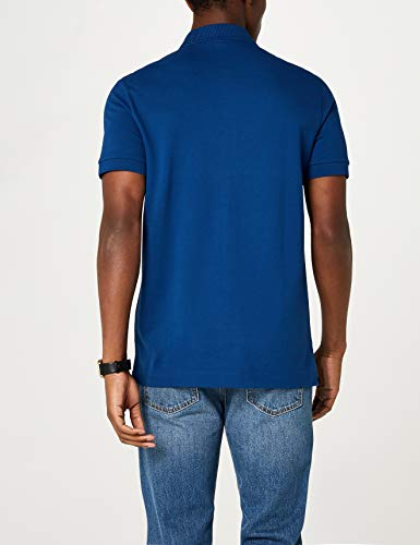 marino Ph5522 Manches Polo Lacoste Homme Bleu Courtes Paris X6Onqw0