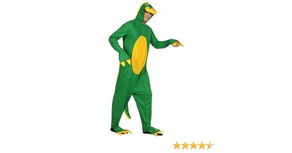 Atosa - Disfraz de lagarto para hombre, talla XL (22999)