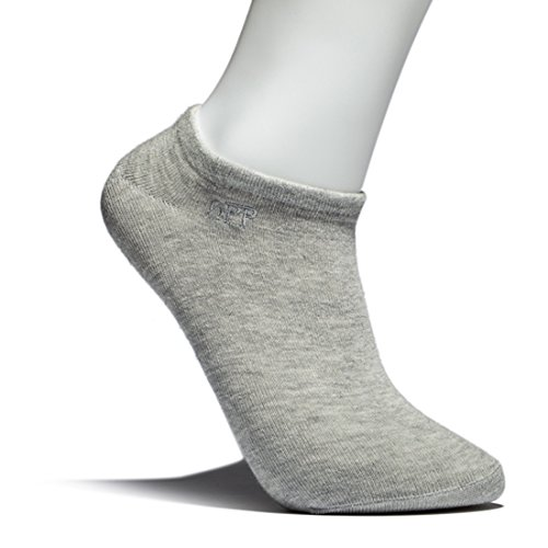 OPP Men's Fashion 2016 New Style Cotton Breathable Comfortable Socks for All Seasons One Pack Gray (1 Ct)