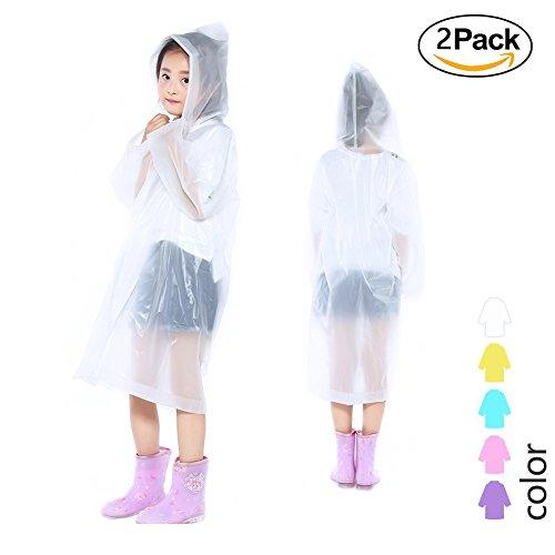 Girls Raincoat Boots - 6