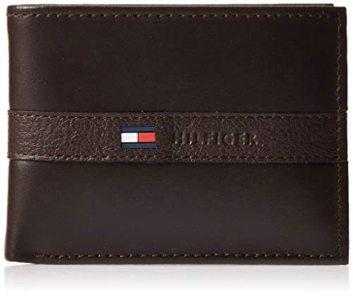 Tommy Hilfiger Men's 31TL22X062, Dark Brown, One Size